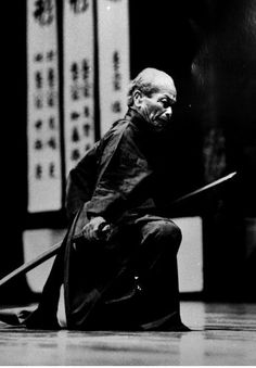 Gabu Wing Chun Campfire — martialscientist:  Iaido
