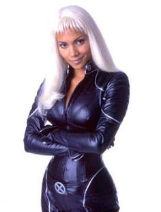 storm x men costume - Google Search  sc 1 st  Pinterest & Coolest Homemade X Men Storm Halloween Costume Idea | Pinterest ...