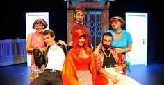 El Teatro Barakaldo acoge el vodevil musical 'Caperucita feroz'
