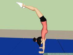 Image titled Do a Back Handspring at Home Step 8