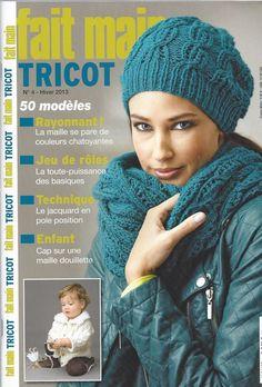 catalogue fait main tricot n-4 : Matériel Tricot par angelinatricote