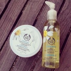 The Body Shop products ♡