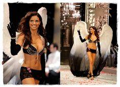 Adriana Lima 2008, Black Diamond Fantasy Miracle Bra $5.000.000 Fantasy Bra, Victoria Secret Fashion Show, Adriana Lima, Black Diamond, Bikinis, Swimwear, Victoria's Secret, Bathing Suits, Bikini