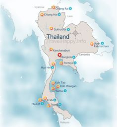 Travel Tips : Packing List For #Thailand