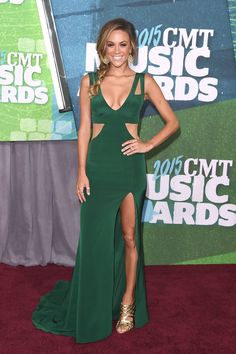 15 Best Red Carpet Moments From the 2015 CMT Music Awards  - Cosmopolitan.com