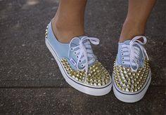 Chaussures à clous