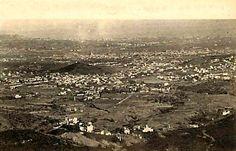 1900-BARCELONA DES DEL TIBIDABO