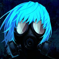 Gas mask has thermal vision and auto-targeting systems which can be disabled by EMP and change it to ordinary gas mask. Description from roleplayerguild.com. I searched for this on bing.com/images