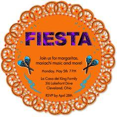 Happy Cinco de Mayo! New digital #invitations from Evite Postmark: www.postmark.com/cinco-de-mayo