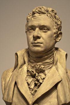Jean Antoine Houdon Robert Fulton, par Houdon, MET by stephane-portfolio, via Flickr