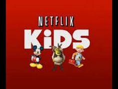 Conteúdo Infantil Netflix Março-2016