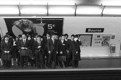 metro bourse paris