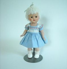 Strung Ginny Doll by Vogue w/original tagged outfit