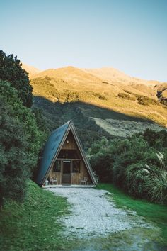 A Northern Cabin | Pinterest: Natalia Escaño