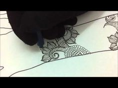 This page contains mehndi videos and tutorials which can help the beginners to become a best Henna Artist.