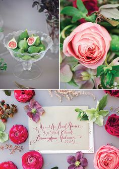 Floral pretties by Annabella Charles and Haute Horticulture for Magnolia Rouge Magazine www.magnoliarougemagazine.com