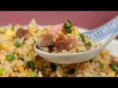 Chahan (Fried Rice) Recipe チャーハン(炒飯) 作り方 レシピ - YouTube