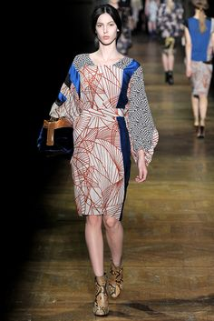 Dries Van Noten Fall 2011 Ready-to-Wear - Collection - Gallery - Style.com