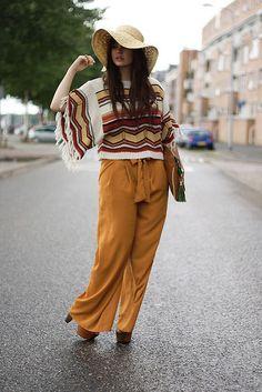 Primark Sweater, Jessica Simpson Platforms, H Hat