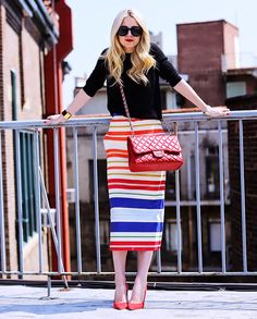 Awesome Blogger Outfits to Copy This Month