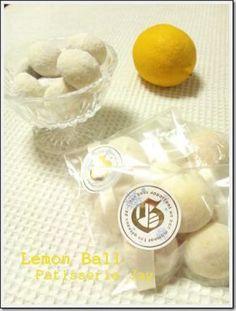 「レモンボール」ジェイ | お菓子・パンのレシピや作り方【corecle*コレクル】
