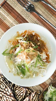 Soto Ayam Recipe, Indonesian Food, Asian Cooking, Healthy Breakfast Recipes, Asian Recipes, Food Videos, Chicken Recipes, Food And Drink, Easy Meals