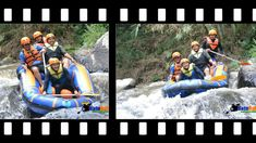 Outbound Malang ZLD COBAN RAIS Rafting 1