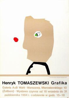 1984 Henryk Tomaszewski - Henryk Tomaszewski Graphic Works