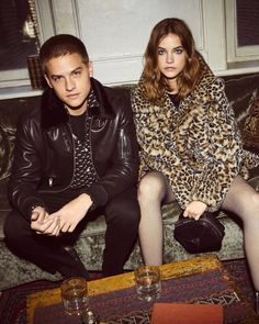 Barbara Palvin with Dylan Sprouse for The Kooples (📸 Zoey Grossman) Cute Celebrity Couples, Celebrity Outfits, Barbara Palvin, Dylan Sprouse Girlfriend, Ballet, Wife And Girlfriend, Healthy Women, Young Models, Celebs