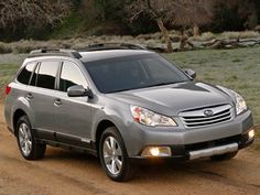 10 Best Used Family Cars Under $15,000 - 2010 Subaru Outback