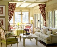 curtains... good room divider