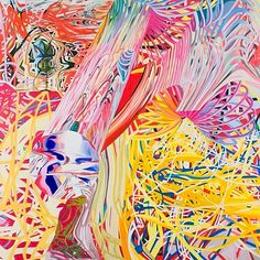 james rosenquist, painting