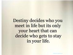 #beyou #believeinyou #trustyourheart #destiny