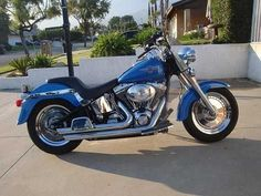 2002 Harley-Davidson Softail Fatboy | Softail Harley Davidson Motorcycles For Sale - Used & New