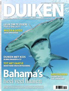 6x Duiken € 19,95: Lees Duiken, hét maandblad over de…