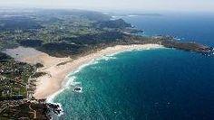 La Playa de A Frouxeira, en Valdoviño cuenta con una impresionante belleza natural, además de unas condiciones propicias para todos aquellos amantes del surf. FOTÓGRAFO: CARLOS FERNANDEZ SOUSA