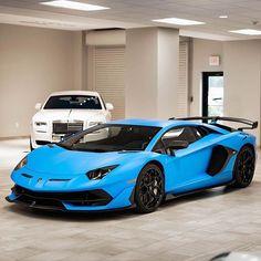 68 New Ideas Cars Sports Blue Products Lamborghini Aventador, Ferrari, Koenigsegg, Maserati, Rolls Royce, New Luxury Cars, Porsche, Lux Cars, Fancy Cars