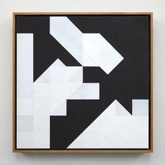 Chess Painting No. 48, Tom Hackney 2015