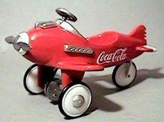 Coca-Cola Flugzeug
