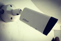 Instalación de videovigilancia o CCTV con cámaras #dahua. #sertectelecomunicacions, #elmasnou.