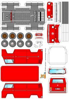 Build yr own VW BUS!!!!!!!