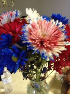 4th of July flower