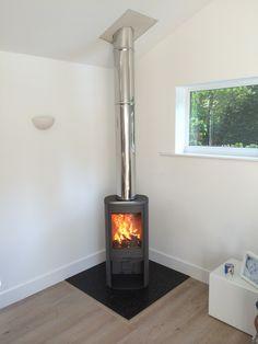 Contura 810 woodburning stove #Contura #Woodburner