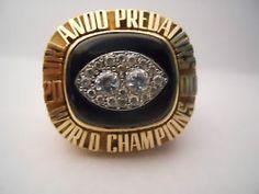 AFL Champions the Orlando Predators 2000 Ring