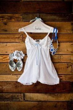 DIY Hangers : DIY Personalized Wedding Dress Hanger Cover