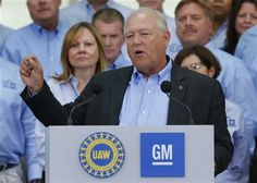 Deadline looms for auto workers' strike threat against GM