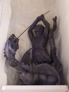 saint_george_and_the_dragon - Google Search