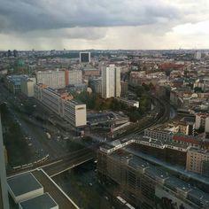 Дождь собирается. #Берлин #17komnat #today #berlin
