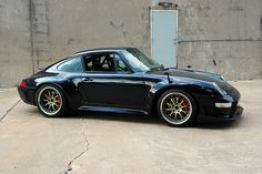Porsche 993 Turbo Tuning 06 by zrnza, via Flickr