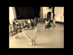 Dramales rups tot vlinder 2012 2013 - YouTube